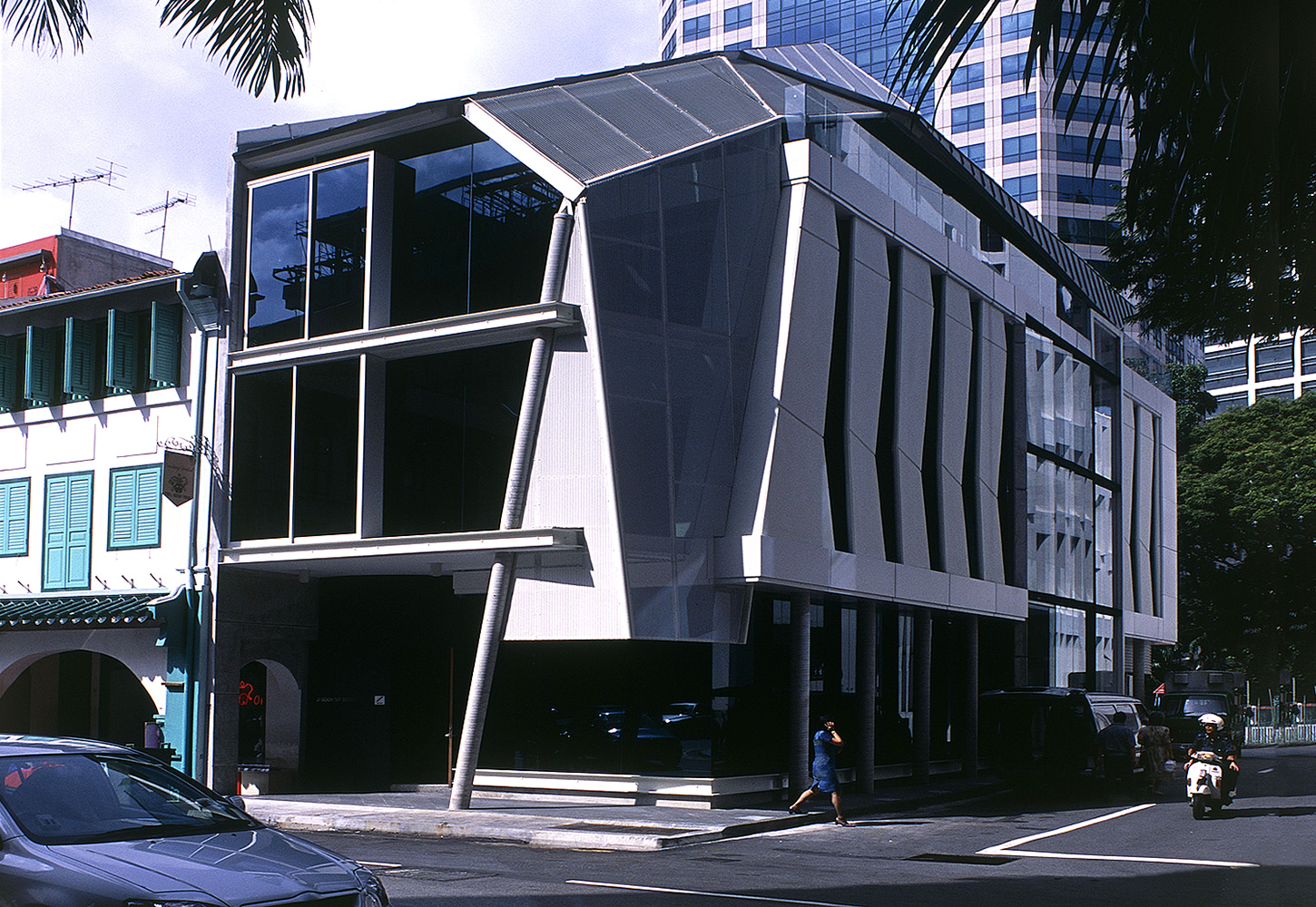 Boon Tat Offices, S'pore