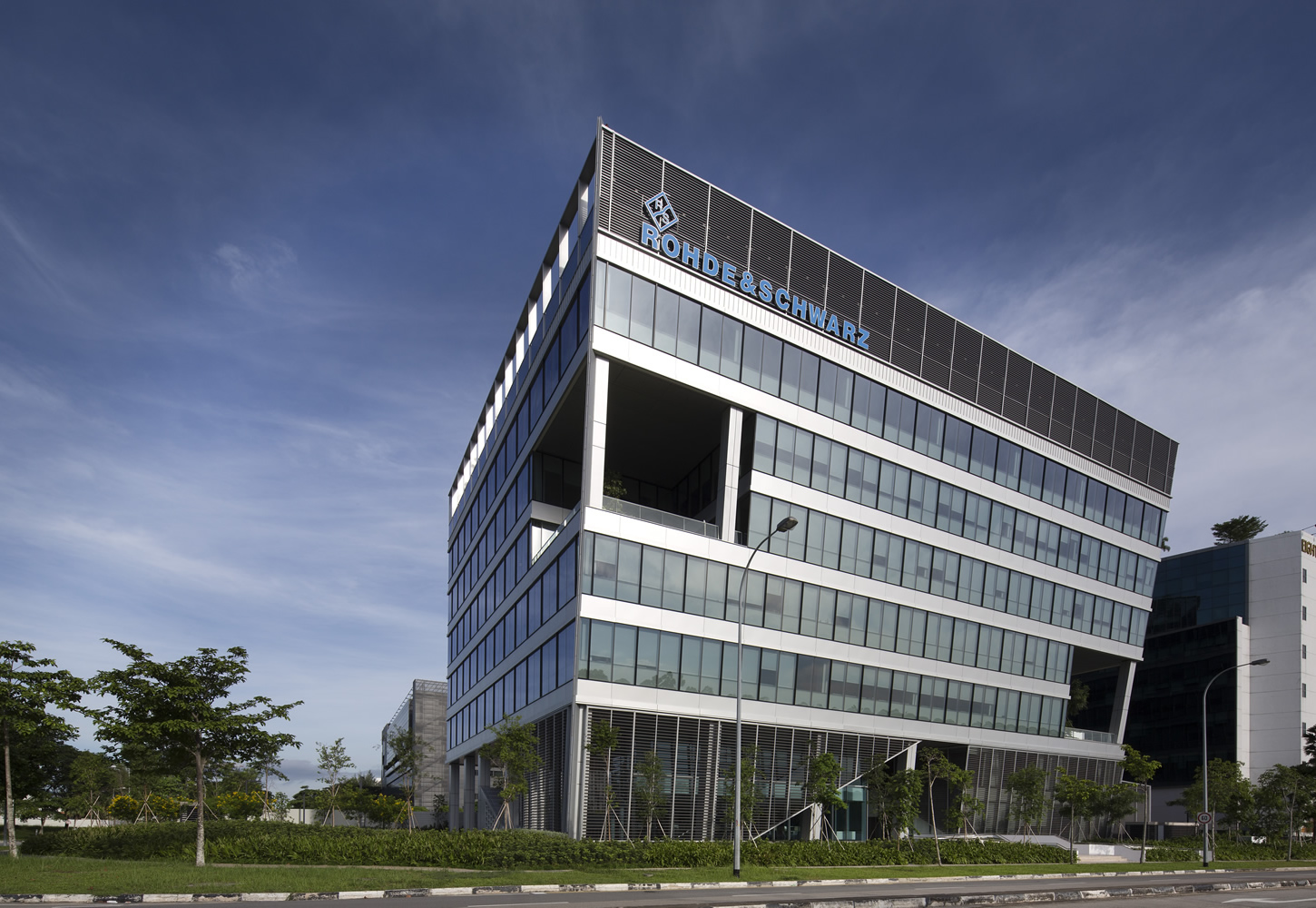 Rohde & Schwarz Offices, S'pore