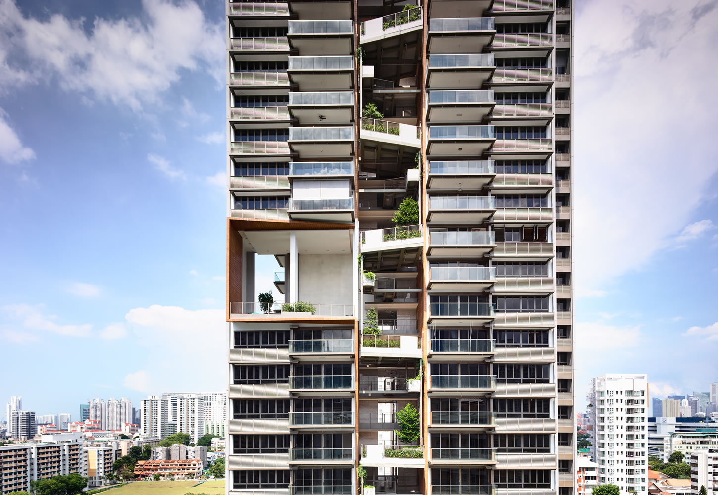 6 Derbyshire Road Apartments, S'pore