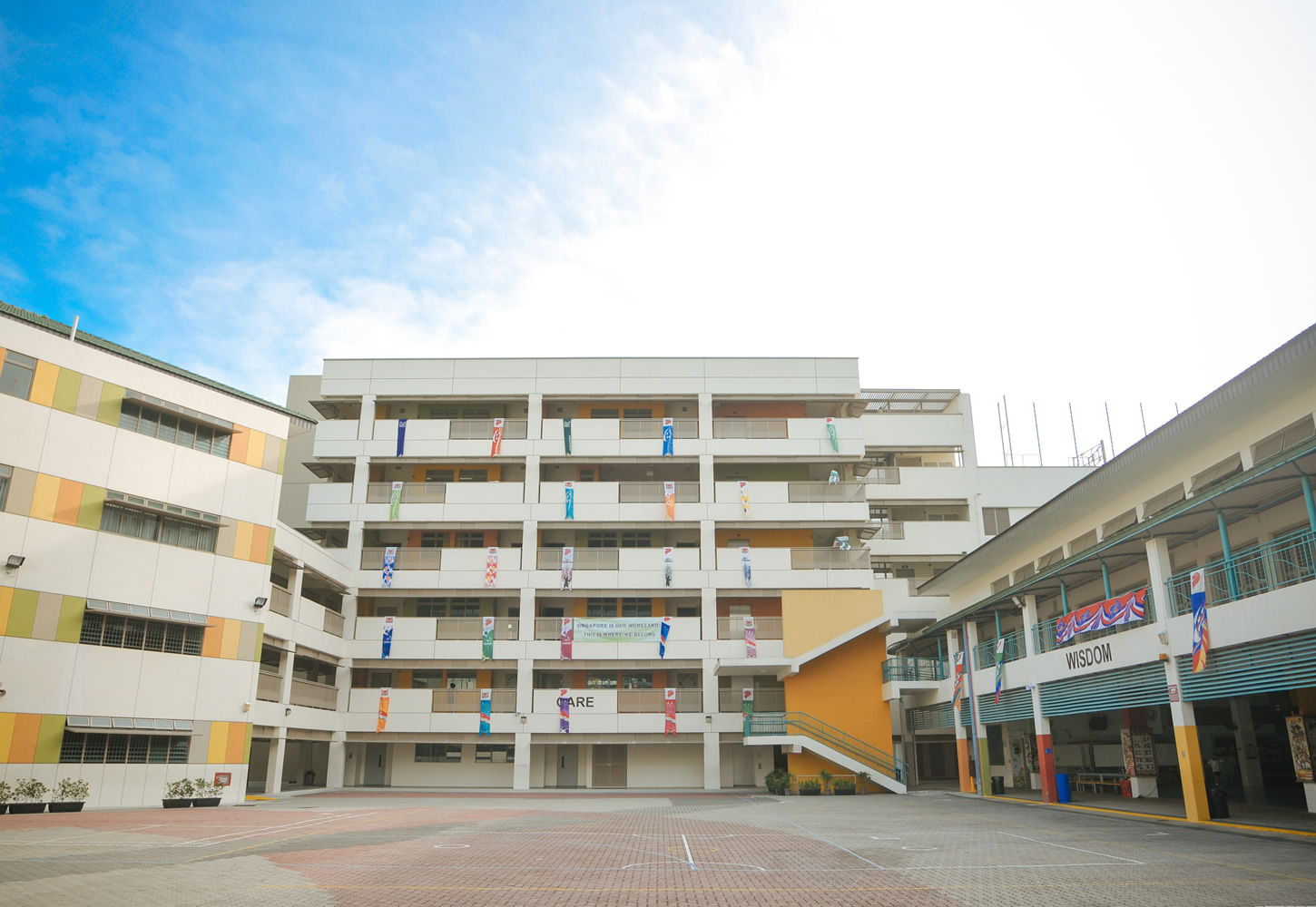 Evergreen Primary School, S'pore