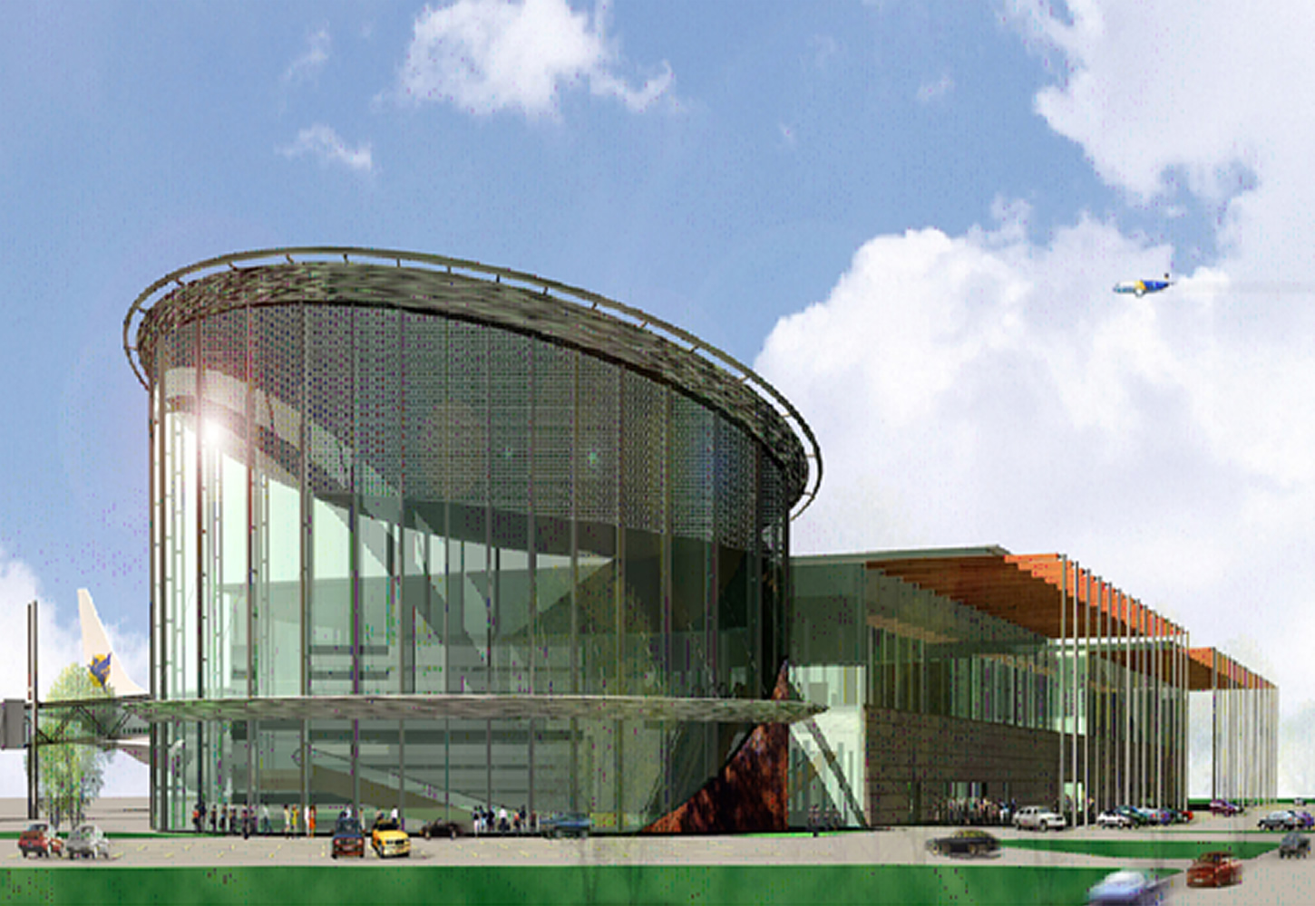 Airport Extension, Myanmar